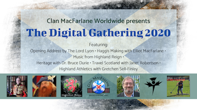 Save the Date - 20 June 2020 for the Digital Gathering 2020