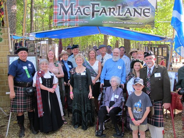 2011 - 1st AMM at the Stone Mountain Highland Games